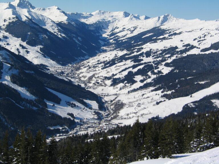 Rakousko Saalbach