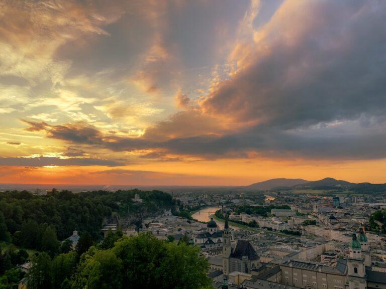 Rakousko Salzburg